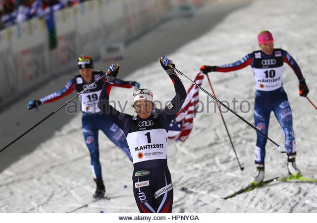 cross country skiing world championships