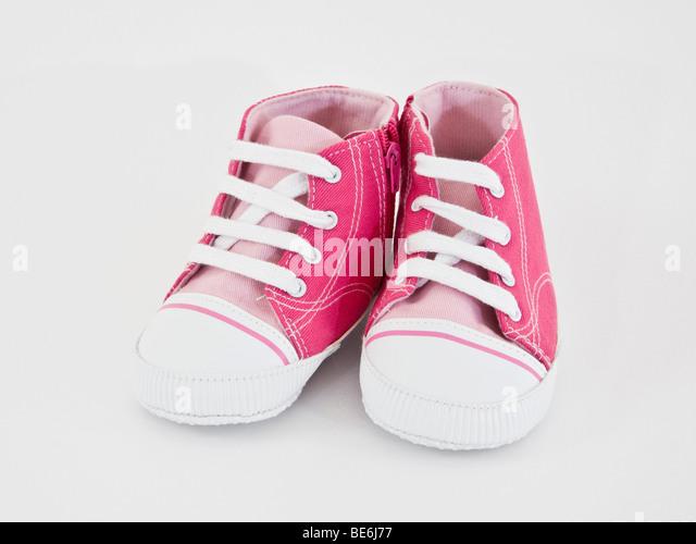 Dunlop Green Baby Shoe