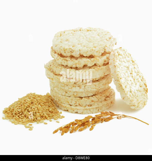 how to make brown rice cakes