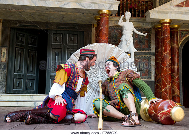 comedy of tradgedy william shakespeare's the Shakespeare's plays: tragedy just as comedy often sets up an arbitrary law and then organizes the action to break or evade it.