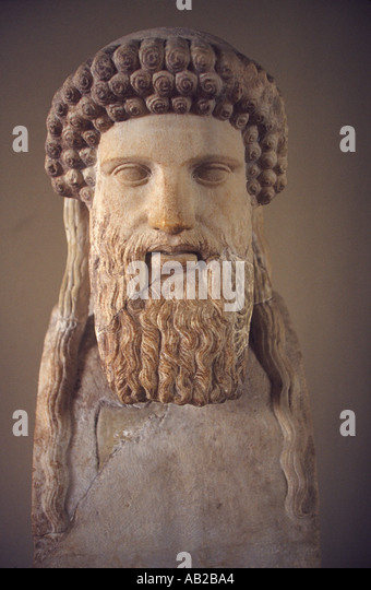 Marble Statue Of Hermes Stock Photos & Marble Statue Of ...