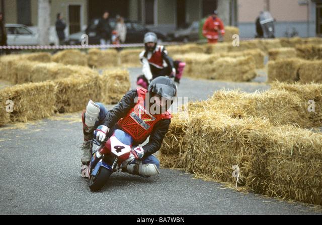 Mini Moto   Stock Image