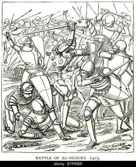 the battle of agincourt essay What advantages did the english have at the battle of agincourt in 1415 the main advantage was the terrain in which the battle was fought another advantage was french over confidence and of course, the famous english longbow.