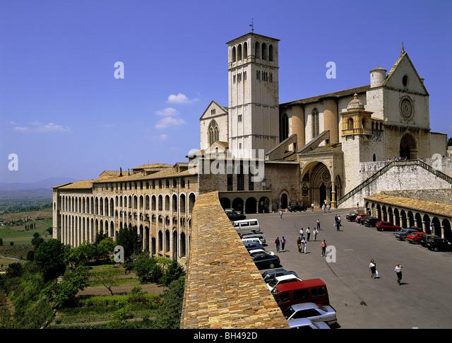 Basilica Of St Martin Of Tours Sky View