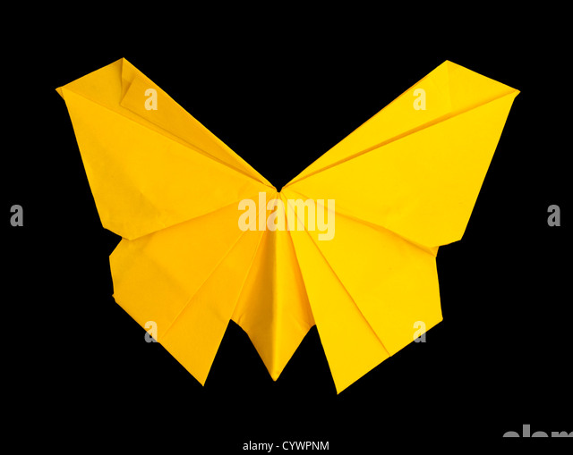 origami style stock photos origami style stock images alamy. Black Bedroom Furniture Sets. Home Design Ideas
