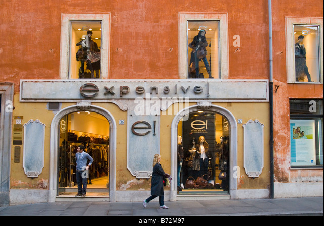 Italian clothes retailer stock photos italian clothes for Bershka via indipendenza bologna