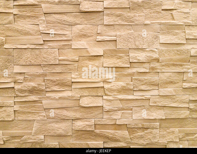 Decorative Sandstone Wall Seamless Texture Stock Photos & Decorative ...
