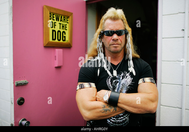 Bounty hunter stock photos bounty hunter stock images for Duane chapman dog the bounty hunter