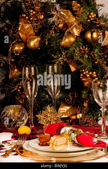 Old Fashioned English Christmas Dinner Menu