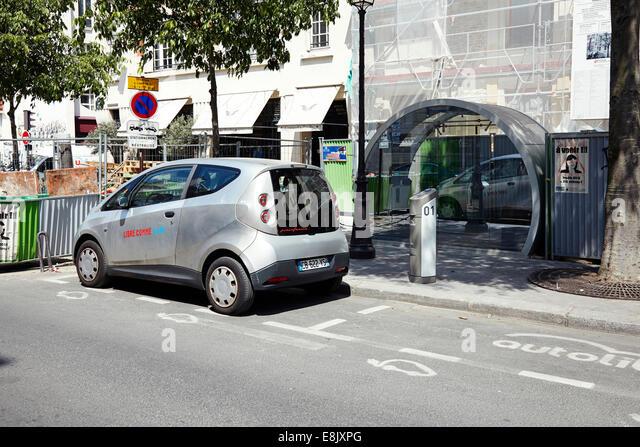 Long Term Car Rental Paris France