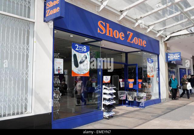 Shoe Zone London Shops