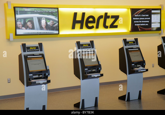 Hertz Car Rental Chicago Union Station