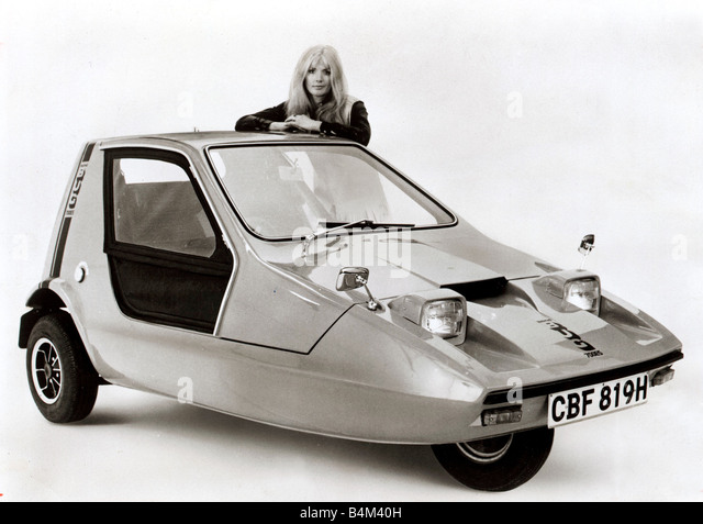 Bond bug car stock photos bond bug car stock images alamy for What is a motor vehicle bond
