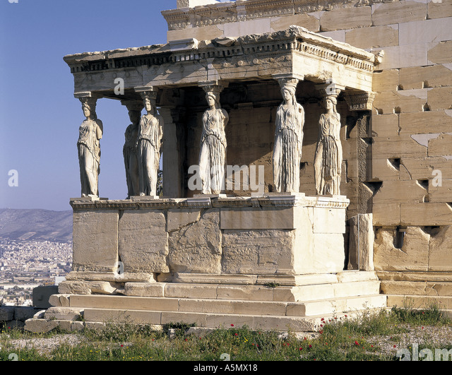 Erechtheion Stock Photos & Erechtheion Stock Images - Alamy