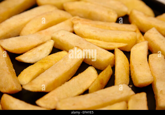 how to cook oven chips from frozen