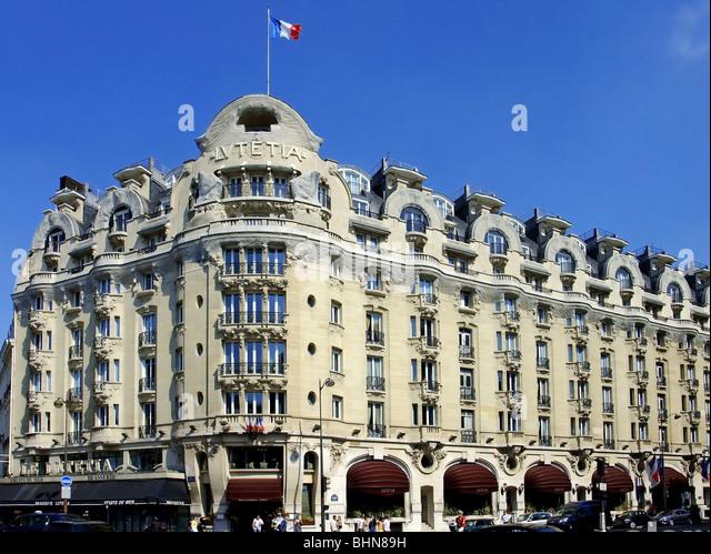 Hotel St Ferdinand Paris
