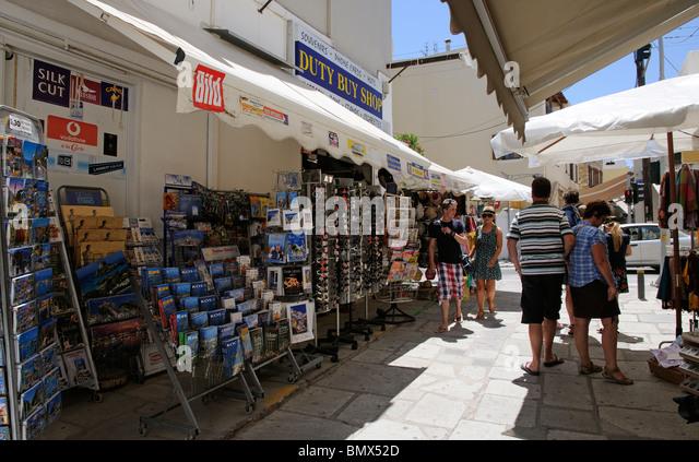 Pedestrian Precinct Pedestrian Area In The Old Town Stock Photos