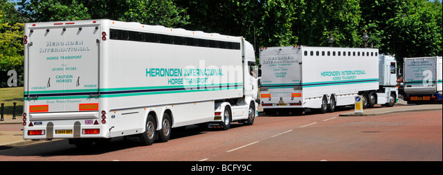 oakley horse lorries