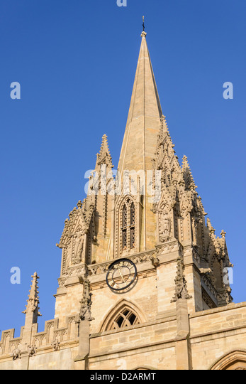 Oxford Spire Stock Photos Amp Oxford Spire Stock Images Alamy