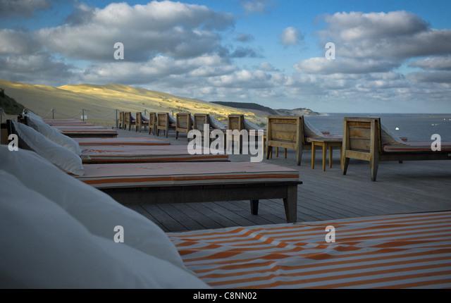 Reviewed stock photos reviewed stock images alamy - Hotel dune du pilat starck ...