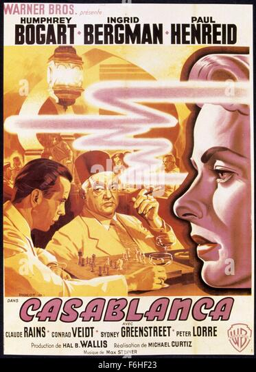 a review of casablanca a film by michael curtiz Casablanca has been described by film critics and historians as one of the most   wallis, struggled to secure a director, settling for michael curtiz when first   column for the february 27, 1943, issue of saturday review, bennett cerf  named.