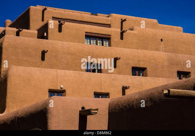 Adobe building stock photos adobe building stock images Building an adobe house
