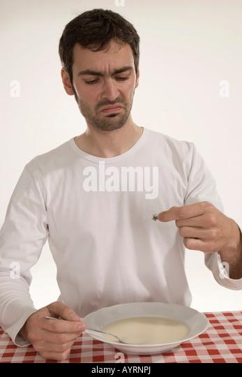 Elderly Eating Expired Food
