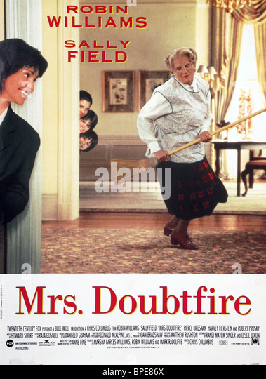 Mrs Doubtfire Poster Pictures to Pin on Pinterest - PinsDaddy