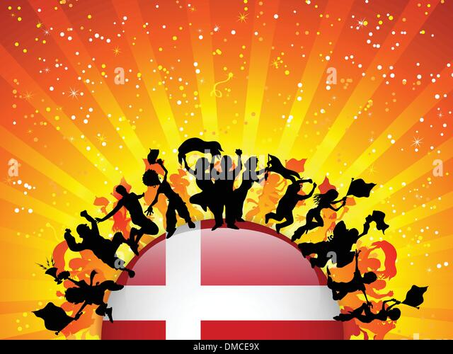 Danish National Football Team Stock Photos & Danish ...
