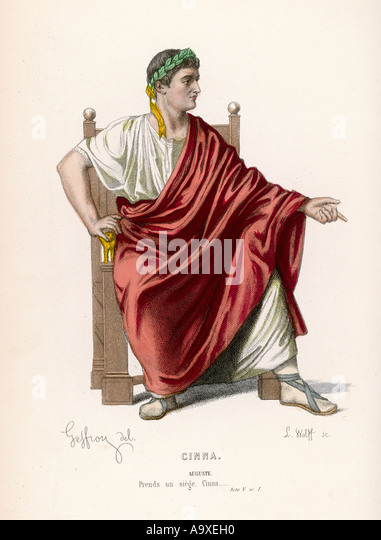 a biography of roman emperor augustus Augustus caesar (23 september 63 bc - 19 august 14 ad) is considered the first emperor of the roman empire, though he himself insisted upon the title of princeps civitatis (first among the citizens) and at least in theory was invested with all of his power by the senate.
