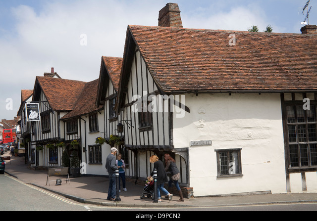 Swan village stock photos swan village stock images alamy for Best boutique hotels east anglia