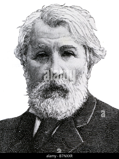 A brief history of ivan turgenev the russian