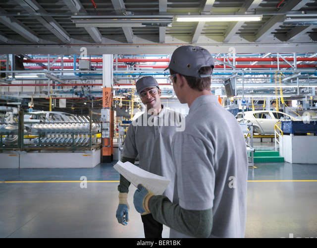 Assembly Line Workers Stock Photos Amp Assembly Line Workers