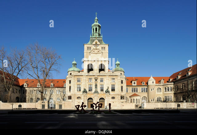 bayerisches nationalmuseum munich stock photos bayerisches nationalmuseum munich stock images. Black Bedroom Furniture Sets. Home Design Ideas