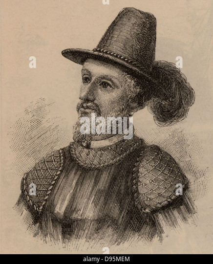 a biography of juan ponce de leon a soldier Juan ponce de leon was his full name he was born in 1474 and he died in 1521 he was a soldier and was trained as a knight.