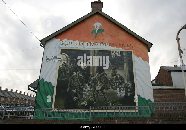 Ardoyne stock photos ardoyne stock images alamy for Dublin wall mural