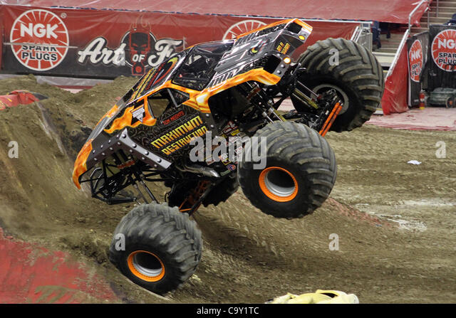 monster truck show ford field autos post. Black Bedroom Furniture Sets. Home Design Ideas
