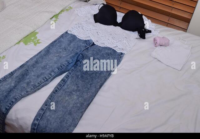 Print Pants Stock Photos & Print Pants Stock Images