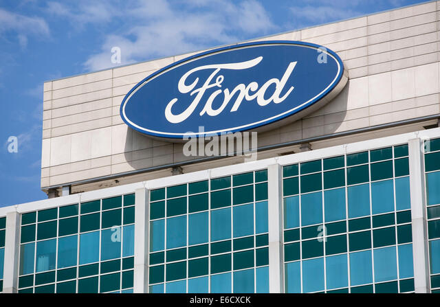 Dearborn stock photos dearborn stock images alamy for Ford motors corporate office