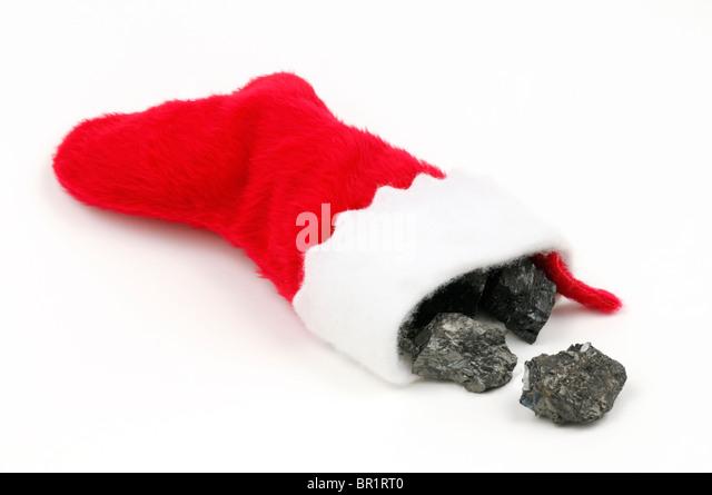 Lump Of Coal Christmas Stock Photos  Lump Of Coal Christmas Stock
