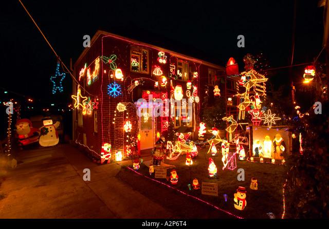 Christmas Decorations Outside House karinnelegaultcom