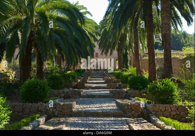 Jardines de alfabia stock photos jardines de alfabia for Jardines alfabia