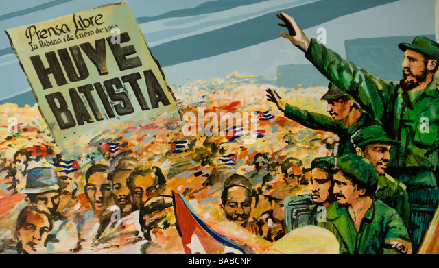 fidel castro and the cuban revolution L'unita reporter interviews fidel castro: 02/01/1961 interview to special  of  cuban workers: 04/08/1961 lecture of education and revolution: 04/09/1961 .