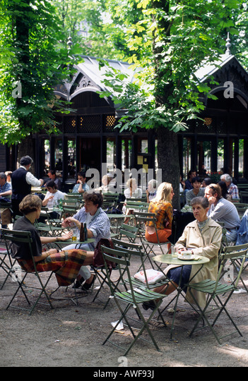 Luxembourg stock photos luxembourg stock images alamy for Cafe jardin du luxembourg