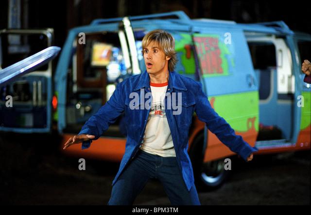 Freddie Prinze Jr Film Title Scooby Doo Stock Photos ... Freddie Prinze Jr Scooby Doo 2