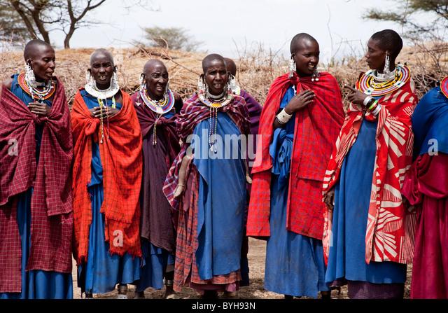 maasai women clothing wwwpixsharkcom images