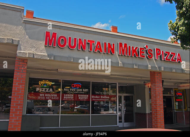 Mountain Mike's Pizza - Central Ave, Alameda, California - Rated based on 10 Reviews