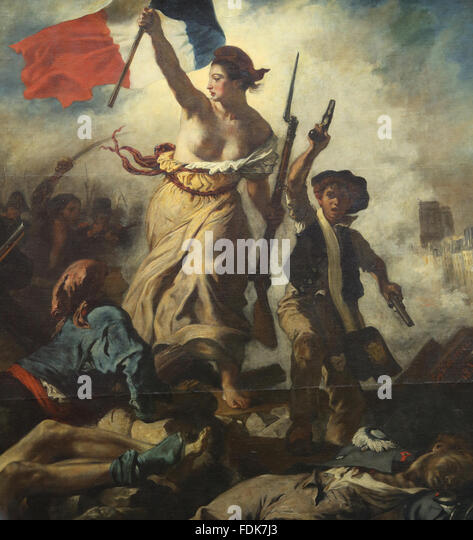 analysis of delacroix liberty leading the people 1830 Liberty leading the people ( ) painting by euge`ne delacroix during the 1820s, delacroix sought to establish and then con-  the date of 1830 delacroix showed his liberty at the salon of 1831 with about thirty-five other drawn and painted commemorations of the  euge`ne delacroix, liberty leading the people.