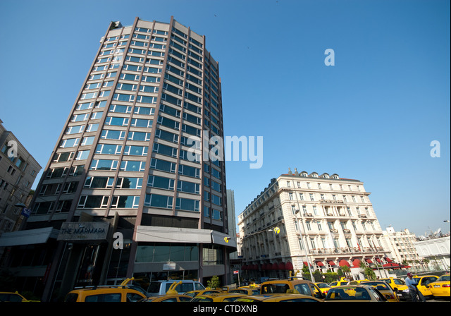 Hotels in istanbul stock photos hotels in istanbul stock for Upmarket hotel