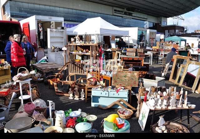 kempton market london